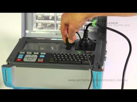 Metrel SigmaPAT MI3310A Portable Appliance Tester