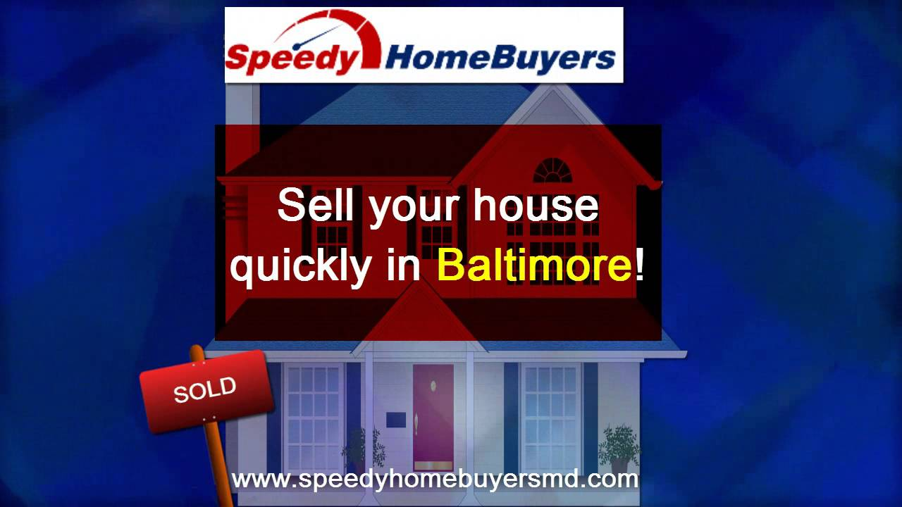 Sell Your Baltimore House for Cash