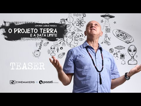 [Trailer] O Projeto Terra e a Data Limite, com Prof. Laércio Fonseca [CM+P]