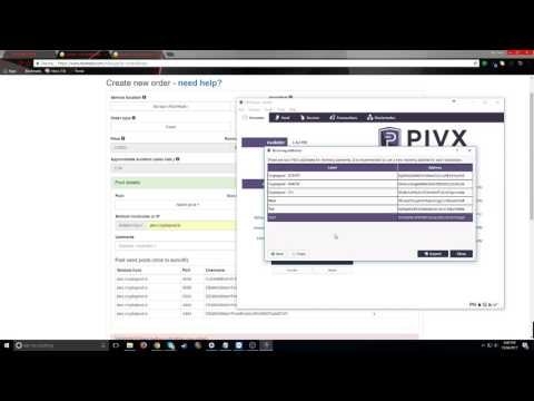 PIVX Mining Pool - How To Rent Hash with Nicehash