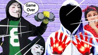 SPY NINJA SECRET REVEALED!? PZ SQUIRE LEAKS TRUTH IN ROBLOX!? red ninja mr hacker #DE Piggy