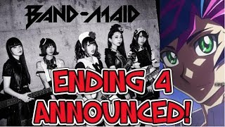 Yu-Gi-Oh VRains: Ending 4 (ED 4) ANNOUNCED!