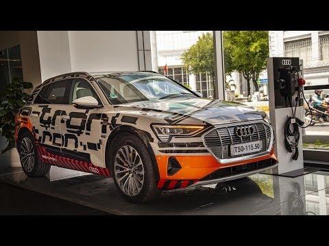Chi tiết Audi E-tron