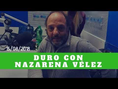Baby Etchecopar - Duro Con Nazarena Vélez