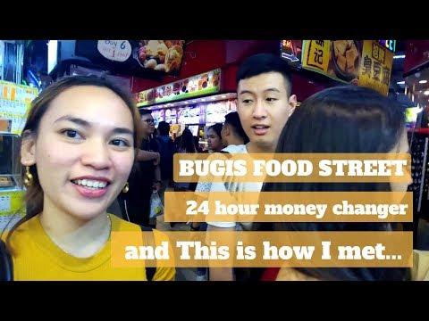 Bugis Street And Mustafa 24 Hour Money Changer |Travel Vlog Singapore 2018 | ChasingCha