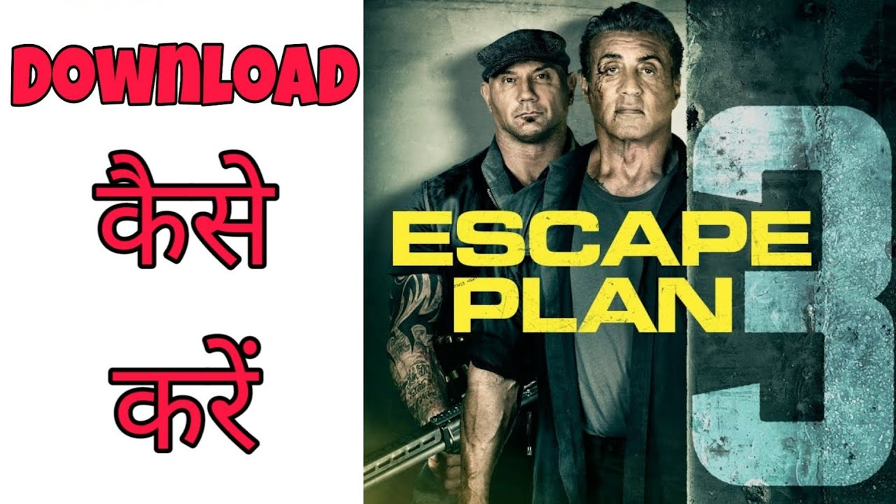 Download Escape plan 3 - Sylvester Stallone - Full movie download