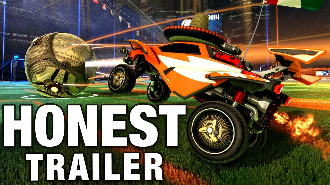 ROCKET LEAGUE (Honest Game Trailers)