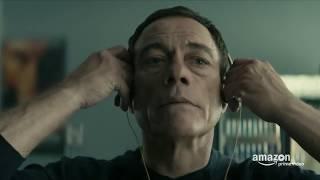 """Martial arts movie star Jean-Claude Van Damme plays """"Jean-Claude Va..."""