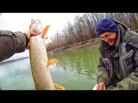 видео отчет о рыбалке lunker