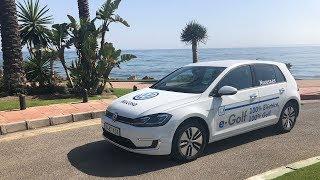 Prueba dinámica y curiosidades del Volkswagen e-Golf