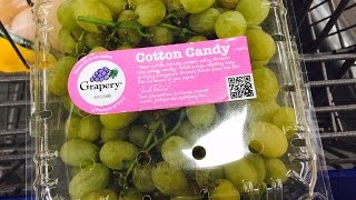 Cotton Candy Grapes Review