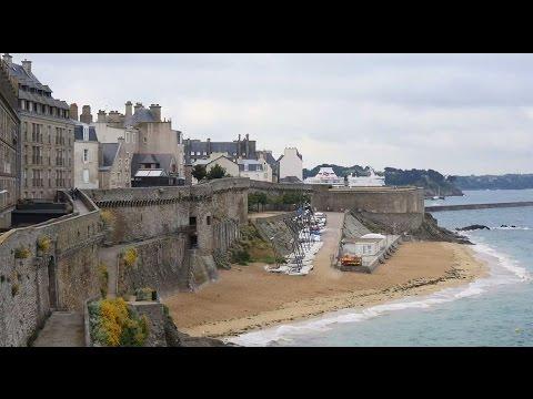 Saint-Malo, vidéo de promotion de Saint-Malo et sa région
