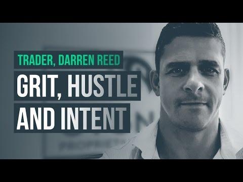 Grit, Hustle, Intent · Darren Reed (Prop Trader)