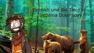 Best of Gronkh und die Tiere in Deponia Doomsday