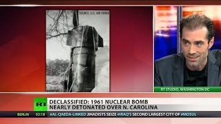 (Nuclear) bomb nearly detonated after falling on North Carolina  6/12/14