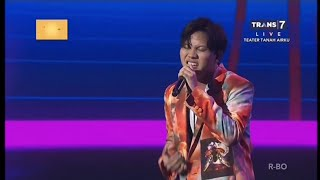 Rizky Febian - Cuek (Live at Grand Final The New L-Men 2020)