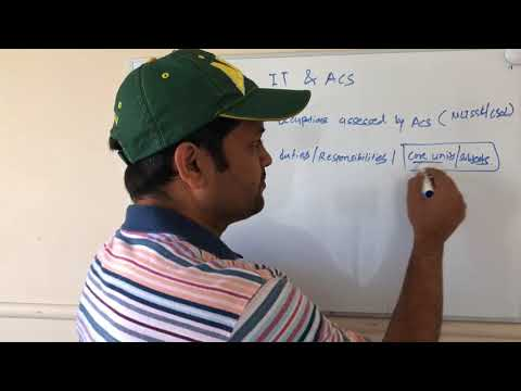 ACS -  ICT Occupations | How To Choose Course For MS In Australia For PR Visa
