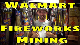 What does Walmart and Fireworks have to do with Mining?