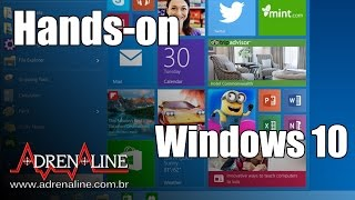 Windows 10: Veja as mudanças na interface do novo sistema