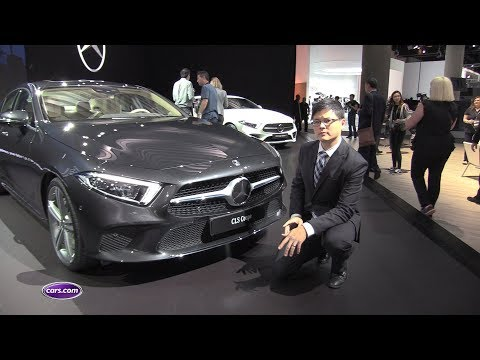 2019 Mercedes Benz CLS-Class: First Look — Carscom