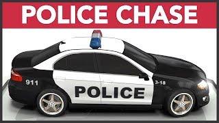 Traffic Racer Gameplay   POLICE CAR   Police Chase Mode screenshot 1