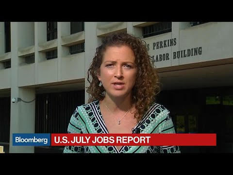 U.S. Adds 209,000 Jobs in July, Jobless Rate at 4.3%