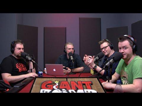 Giant Bombcast 515: The Bionic Beaver