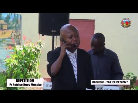 ADOREZ EN DIRECT AVEC FR PATRICE NGOY MUSOKO
