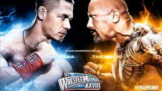 "WWE WrestleMania XXVIII 28 2012 Official Theme Song HD Lyrics + Download Link ""Invincible"""