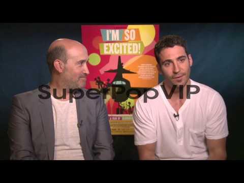 INTERVIEW - Miguel Angel Silvestre and Javier Camara talk...