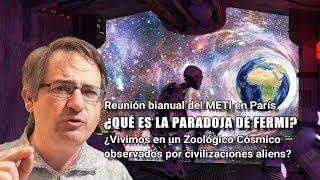 Paradoja de Fermi: La hipótesis del Zoológico Cósmico ¿Los extraterrestres nos observan a distancia?