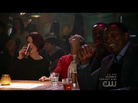 Supergirl - Supergirl's Team  Sings In Karaoke Night