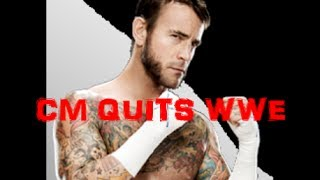 mick foley reacts to cm punk leaving wwe