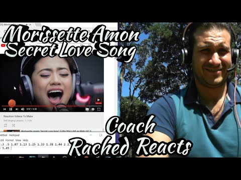 Vocal Coach Reaction & Analysis - Morissette - Secret Love Song - Wishbus