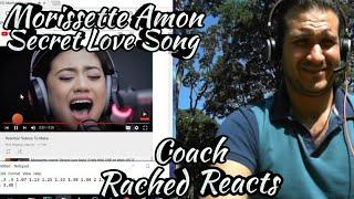 Vocal Coach Reaction & Analysis - Morissette - Secret Love Song - Wishbus