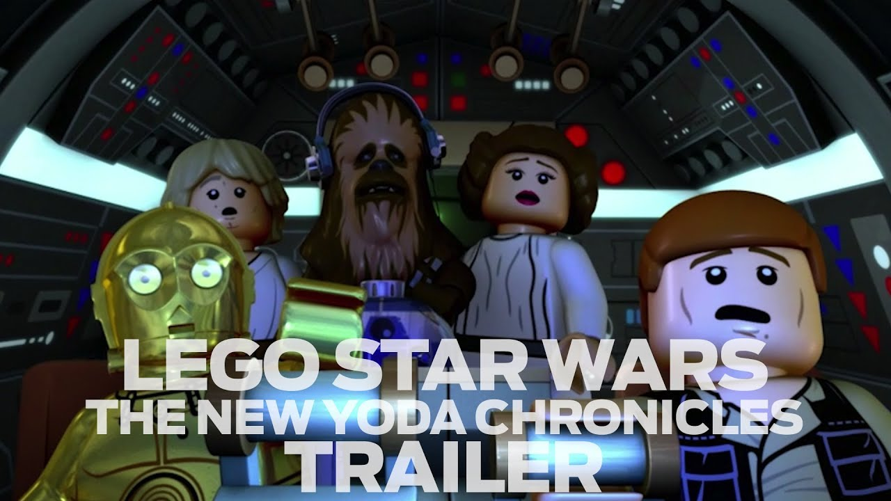 Lego star wars the new yoda chronicles escape from the jedi temple trailer youtube - Croiseur interstellaire star wars lego ...