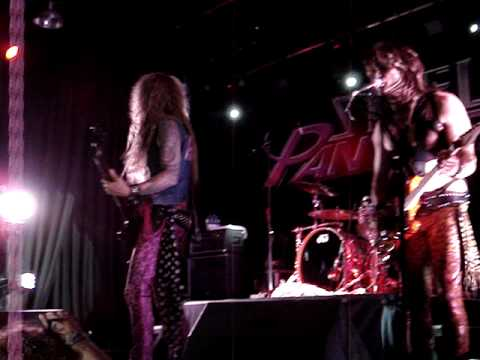 Steel Panther - The Shocker (and 'The Gambler' and 'The Satchel') - London, 229 Club