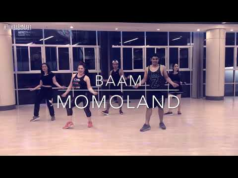 MOMOLAND - BAAM | K-POP Dance Workout | Zumba Class
