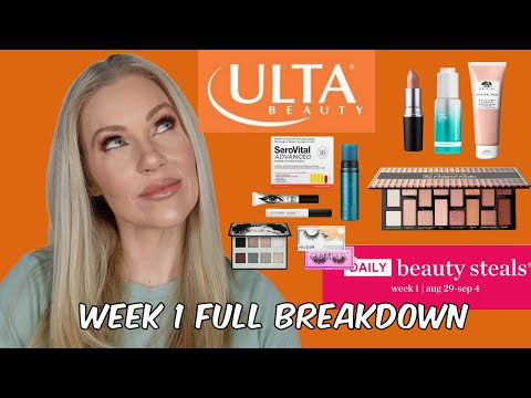Ulta 21 Days of Beauty Fall 2021 - Week 1 Full Breakdown | What Are The Hits & Misses?