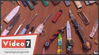 بالفيديو .. مصلحة السجون: المجرمين بيخفوا