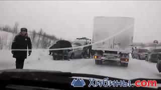 В ДТП в Мурманской области (Заполярный) погибла девочка