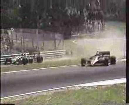 Alboreto Imola 1983