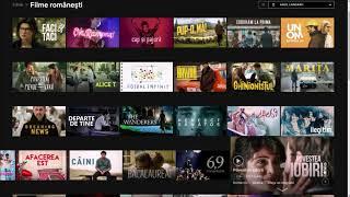 Filme românești pe Netflix
