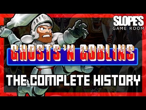 Ghosts 'n Goblins: The Complete History (Ghouls & Ghosts)