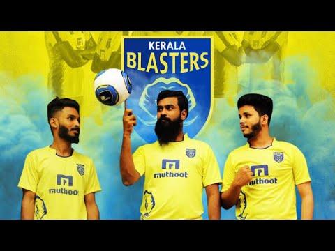 ഹ്യൂമേട്ടൻ മുത്താണ് മോനെ  | KL 10 Club Army | Kerala blasters tribute song | ESSAAR MEDIA