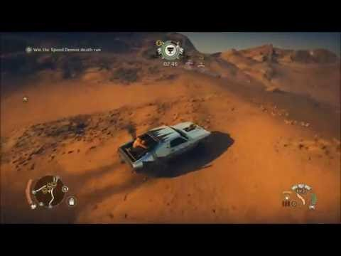 Mad Max: Big Chief Grief