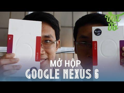 [Review dạo] Đánh giá nhanh Nexus 6 - so sánh với Note 4, Droid Turbo