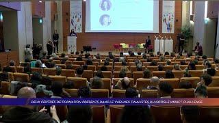 Yvelines | Deux centres de formation yvelinois finalistes du Google Impact Challenge