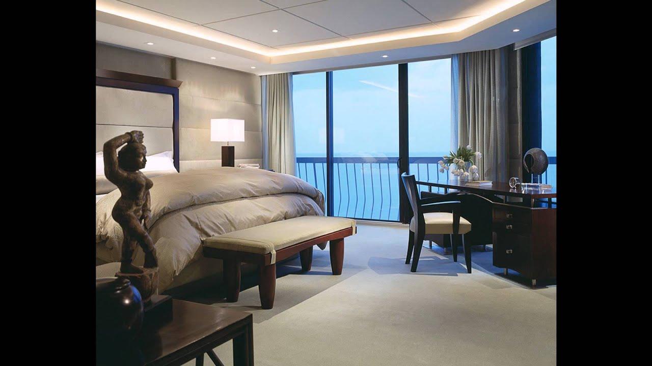 High end bedroom design