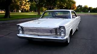 1965 Ford Galaxie 500 Two Door Hardtop - Ross's Valley Auto Sales - Boise, Idaho